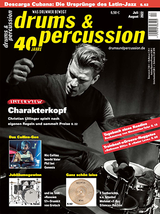 Drums und Percussion