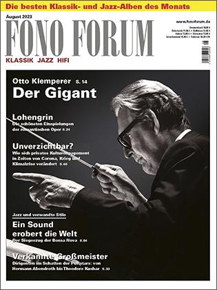 Fono Forum aktuelle Ausgabe