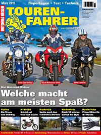 TOURENFAHRER Titel